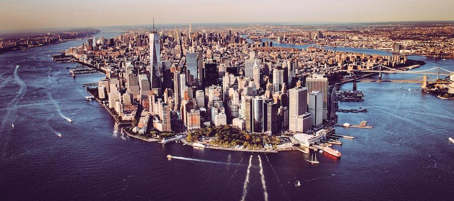 Resa till New York